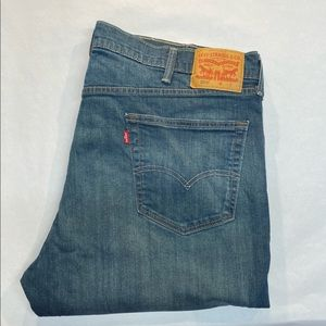 LEVIS 559 RELAXED STRAIGHT FIT JEANS